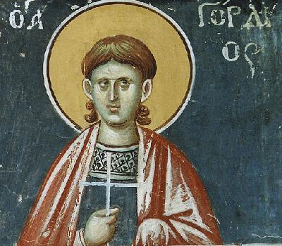 свети мъченик Гордий