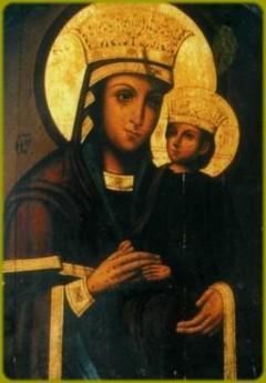 Чудотворен първообраз на иконата на Богородица ''Ходатайка за грешните