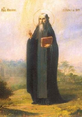 преподобния наш отец Никон Печерски