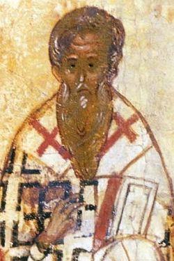 светия наш отец Целестин, папа Римски
