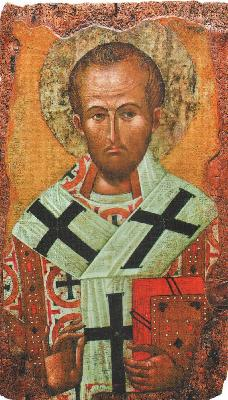Св. Йоан Златоуст, патриарх Константинополски