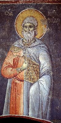Мъченик Кронид Александрийски
