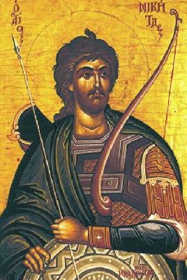 свети мъченик Никита