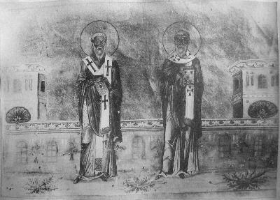 светите епископи Исакий и Мелетий