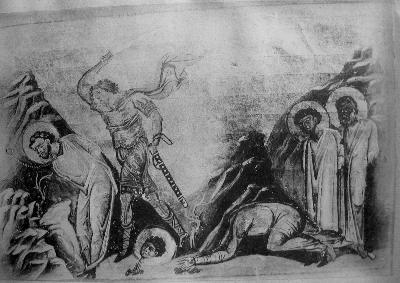 светите мъченици Александър, Алфей, Зосима, Марк, Никон, Неон и Илиодор