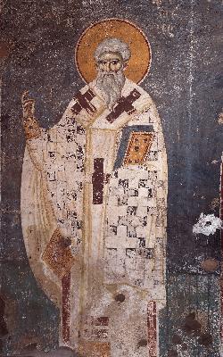 свети свещеномъченик Иеротей, епископ Атински