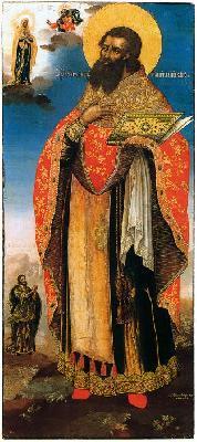 преподобномъченик Петър, презвитер Капитолийски