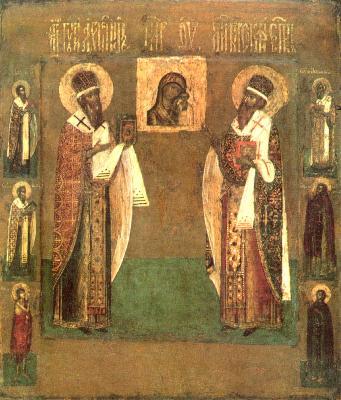святых Гурия, архиепископа Казанского, и Варсонофия, епископа Тверского