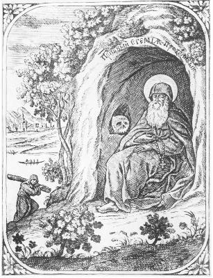 преподобния Иеремия Печерски