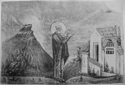 Св. преподобни Теофил