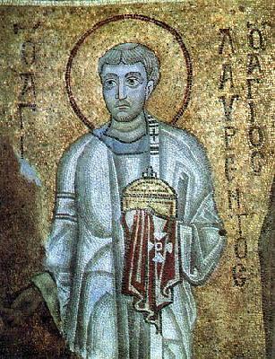 Свети архидякон Лаврентий