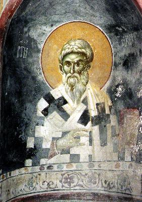 светия равноапостолен Аверкий, епископ Иераполски