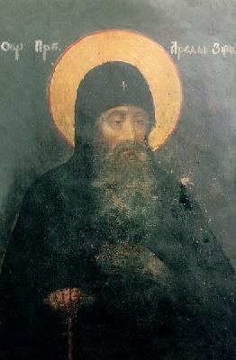 Св. преподобни Арета Печерски