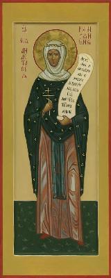Св. преподобномъченица Анастасия Римлянка