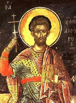 Мъченик Елпидифор Персийски