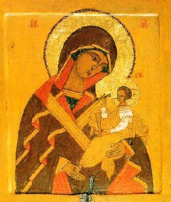 "Икона на Пресвета Богородица ""Шуйско-Смоленска"""