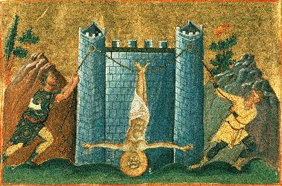 Мъчение на св. Апостол Филип от 12-те