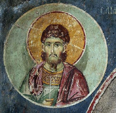 Св. мъченик Самон