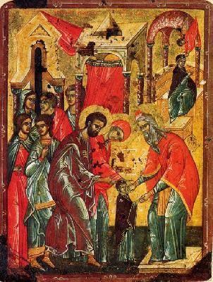 Въведение на Пресвета Богородица в храма