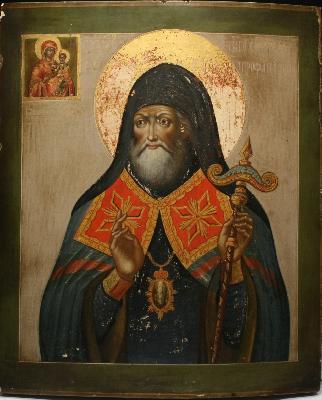 свети Митрофан, първи Воронежки епископ
