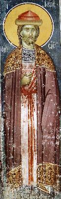 свети великомъченик Иаков Персиец