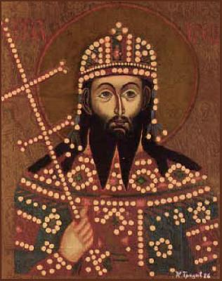 Свети Стефан Урош V, Сръбски крал