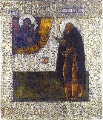 Св. преподобни Сава Сторожевски