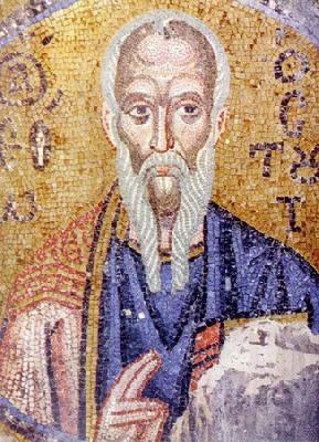 Свещенномъченик Теодор, архиепископ Александрийски