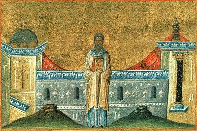 Св. преподобния Софроний, архиепископ Кипърски
