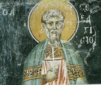 свети мъченик Севастиан