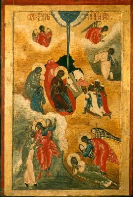 Рождество на нашия Господ Бог и Спасител Иисус Христос