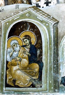 Св. апостол Петър в тъмница
