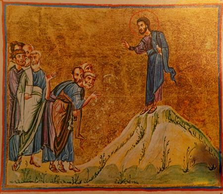 Проповед на Спасителя