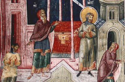 Неделя на Митаря и Фарисея