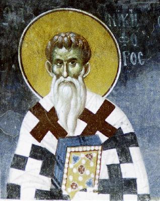 свети Никифор Изповедник, патриарх Цариградски