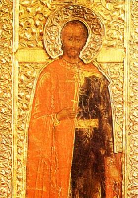 свети великомъченик Иоан Нови