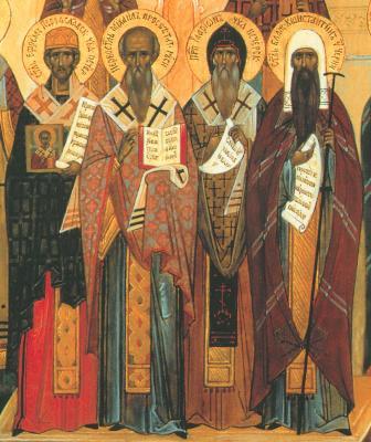 Св. Константин митрополит Киевски