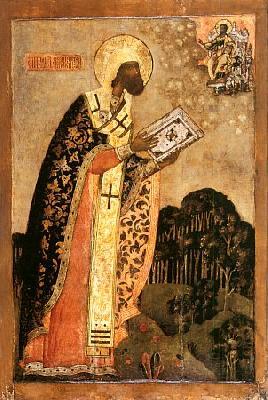 Свети ТЕОДОР РОСТОВСКИ И СУЗДАЛСКИ, ЕПИСКОП