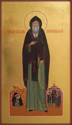 Преподобни Александър, началник на обителта на незаспиващите