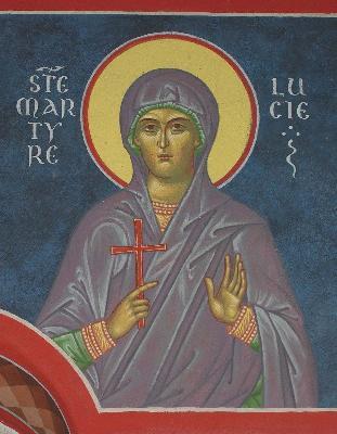 Св. мъченица Лукия дева