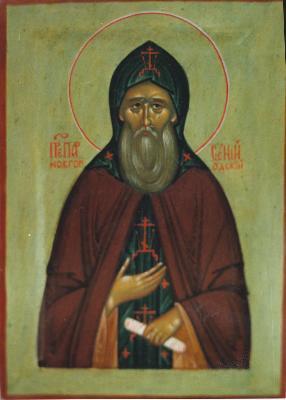 Св. преподобни Арсений Новгородски