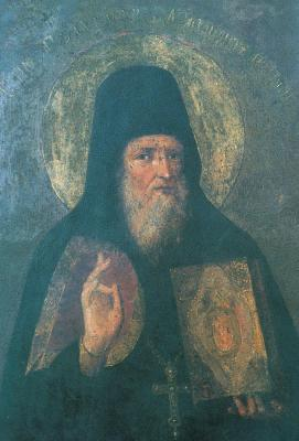 Св. преподобни Поликарп Печерски