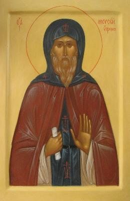 Св. преподобни Моисей Угрин