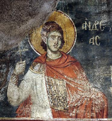 Св. мъченик Андрей Стратилат