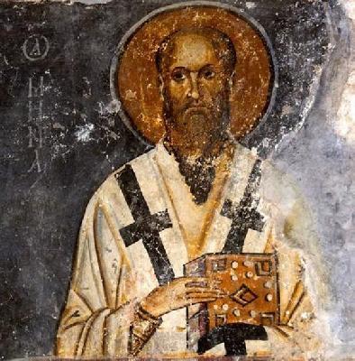 Св. Мина, патриарх Константинополски