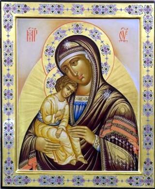 Св. икона на Богородица, наречена Миасинска