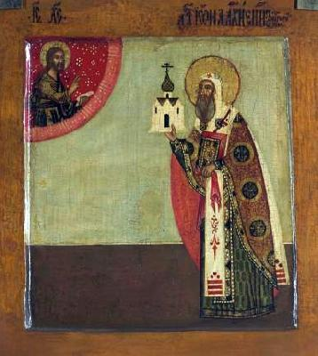 свети Иона, архиепископ Новгородски