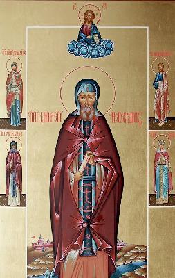 Св. преподобни Даниил изповедник