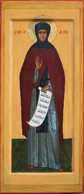 Св. преподобна Аполинария