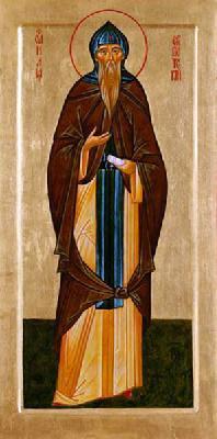 Св. преподобни Илия Египетский
